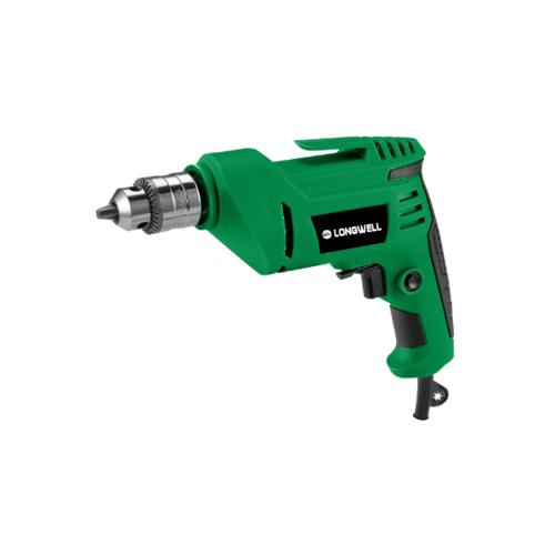 LONGWELL  สว่านไฟฟ้า 650W LW - 10-07  สีเขียว