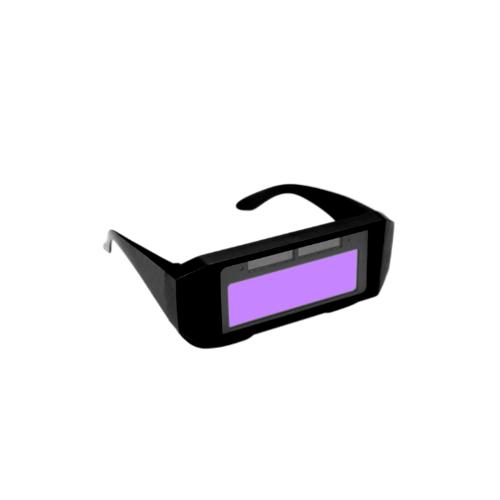 LONGWELL แว่นตากันแสงเชื่อมอัตโนมัติ  Welding Glass  5100B
