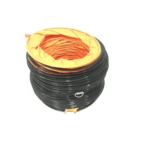 REX ท่อส่งลมระบายอากาศ DF-280 สีส้ม