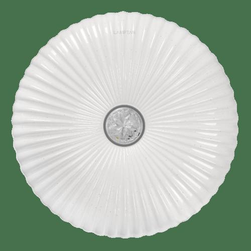 LAMPTAN โคมไฟเพดาน LED 50W  ASTER ปรับได้ 3 แสง สีขาว