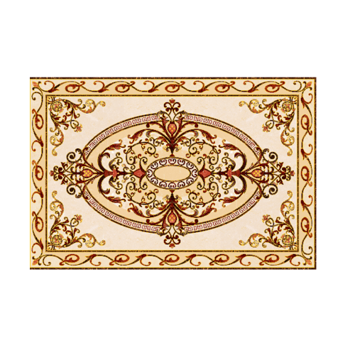 Mabella 120x180 มาลาริน (6P/Set)A. Lj0812