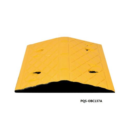 Protx ยางชะลอความเร็ว 50x35x5Cm. PQS-OBC137A สีเหลือง