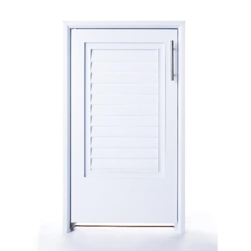 Polywood บานซิงค์ถังแก๊ส M-SERIES สีขาว ขนาด 45.5x75.5 cm.  M-13  สีขาว