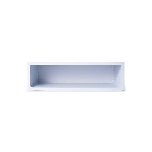 Polywood ช่องแขวนเสริม M-SERIES Nature ขนาด 86x25x34 cm.  -  สีขาว