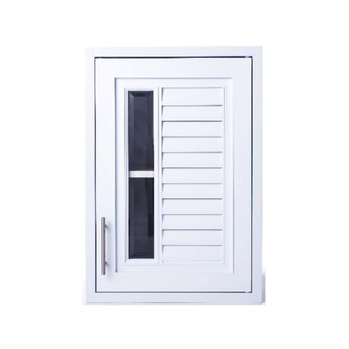 Polywood ตู้แขวนเดี่ยว M-SERIES สีขาว ขนาด 46x66x34 cm. M-16 สีขาว