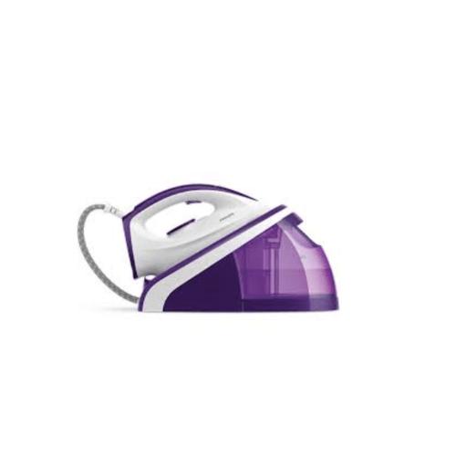 PHILIPS เตารีดหม้อต้ม  HI5914/30 สีม่วง