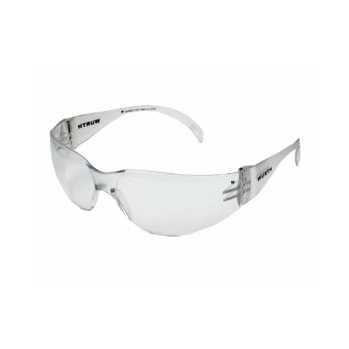 WUERTH แว่นตาป้องกันสะเก็ด 0899103120 ใส