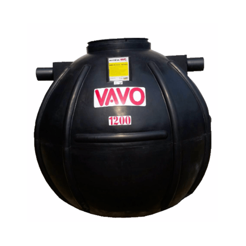 VAVO ถังบำบัดน้ำเสีย 1200 ลิตร vavo king
