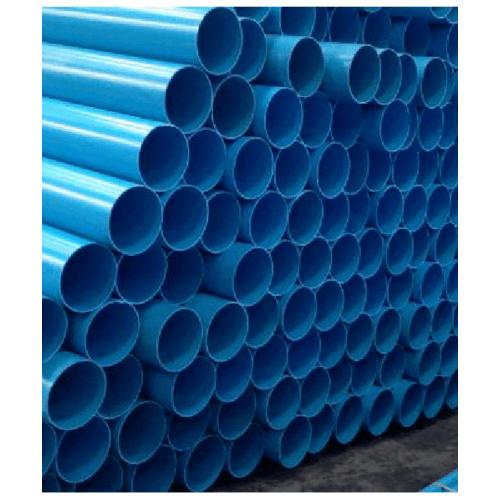 PEOPLE ท่อพีวีซี (8.5) 8นิ้ว ท่อPOWERฟ้า 8 สีฟ้า
