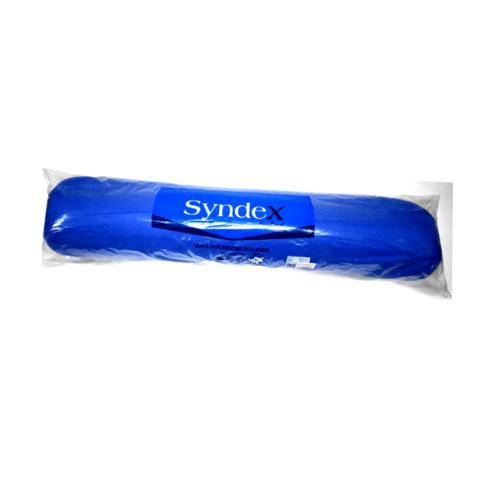 SYNDEX หมอนข้างใยสังเคราะห์ ขนาด 27x40 ผ้าไมโคร ผ้าสีน้ำเงิน Basic สีน้ำเงิน