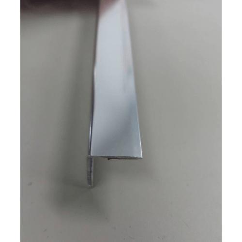 Alusite ฉากอลูมิเนียม 15 มม.  CP15/2000/31AL-GB 2 M. A.  สีเงินเงา