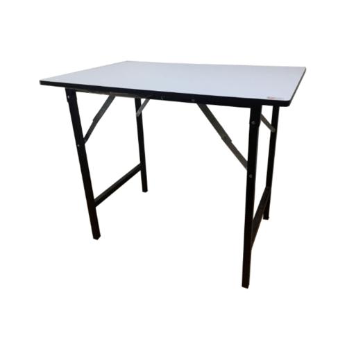 KPC โต๊ะเอนกประสงค์KPCหน้าขาว60x90x75cm. โต๊ะเอนกประสงค์