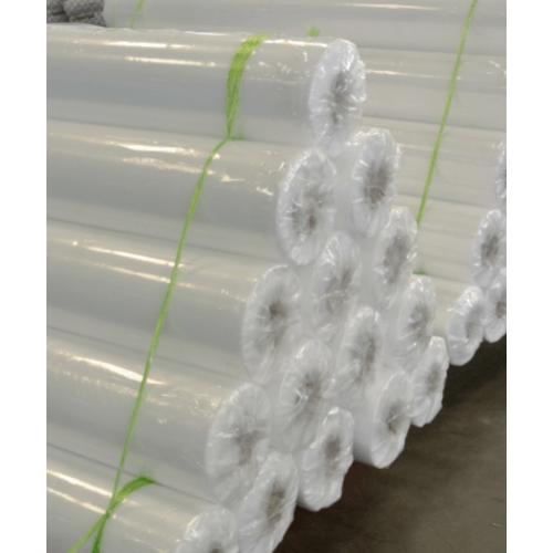 ENVI-GREEN ผ้าพลาสติกโรงเรือน  0.10มม.x3.2ม.x100ม. สีขาว
