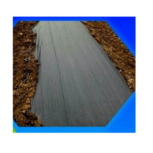ENVI-GREEN ผ้าพลาสติกปูดิน  3ด.0.8x400ม. (25ไมครอน) ดำ
