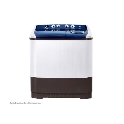 LG  เครื่องซักผ้า 2 ถัง 16 กก.   TT16WAPG  สีขาว