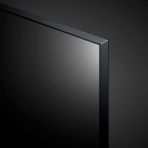 LG โทรทัศน์  4K Smart TV UHD 55 นิ้ว 55UP7750PTB.ATM สีดำ
