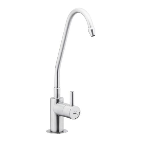 VRH  ก๊อกน้ำดื่มสำหรับเครื่องกรองน้ำ แบบตั้งพื้นHFVSB-1000W7 สเตนเลส  HFVSB-1000W7