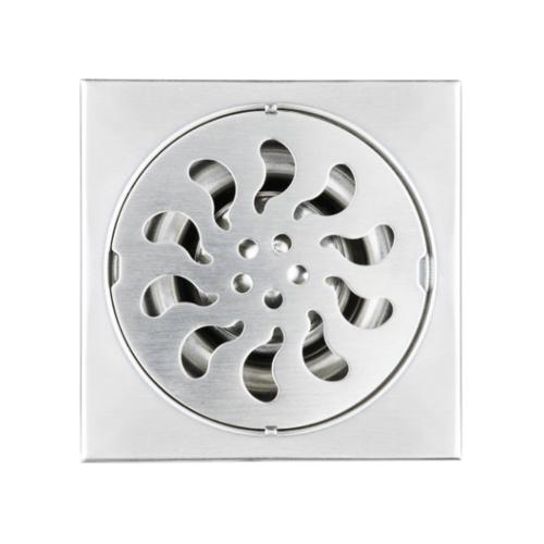 HOY ตะแกรงกันกลิ่นสเตนเลส 3.5x3.5 ท่อ2-2.5  HWHOY-H902