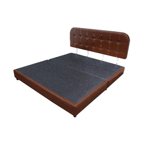 Sera ฐานเตียง Piano  6 ฟุต PVC