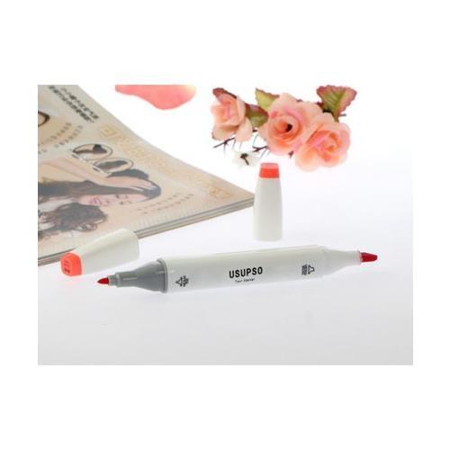 USUPSO ปากกาไฮไลท์R16-10 - สีส้ม