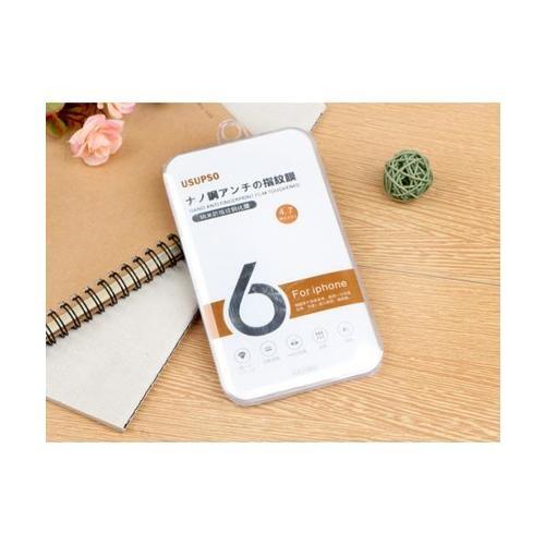 USUPSO ฟิล์มกันรอย IPHONE ขนาด 4.7 นิ้ว - สีขาว