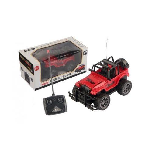 USUPSO รถบังคับ  - สีแดง