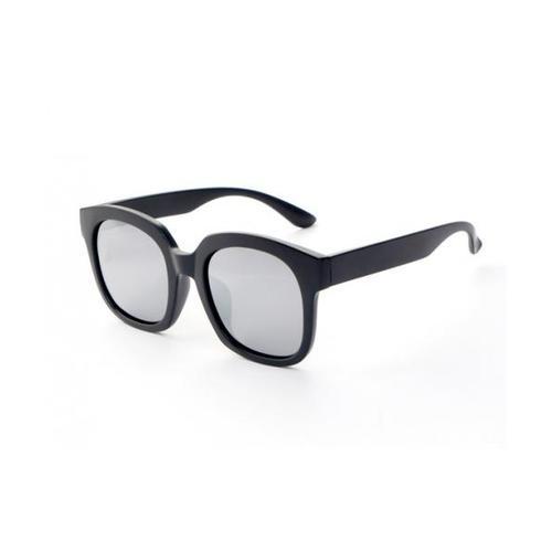 USUPSO แว่นตากันแดด Polarized TR-Fashion สีปรอท - สีดำ