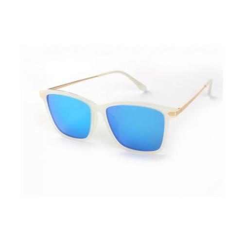 USUPSO แว่นตากันแดดโพลาไรซ์ผู้หญิง  TR trend สีฟ้า