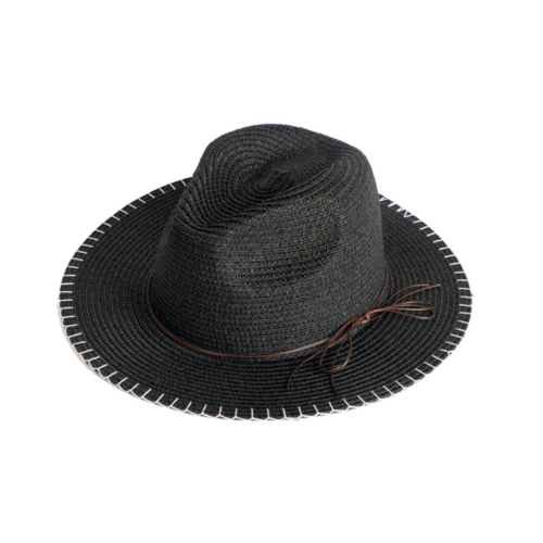 USUPSO  หมวกสตรี สีดำ - สีดำ