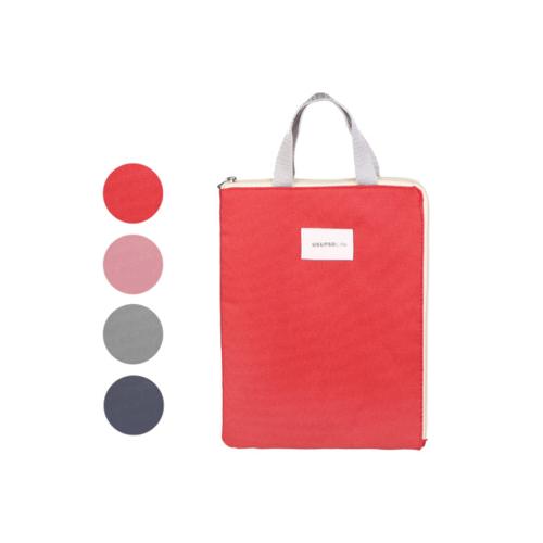 USUPSO  กระเป๋า IPAD - สีแดง