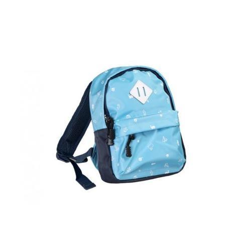 USUPSO  กระเป๋าเป้ สีฟ้า สีฟ้า