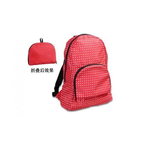 USUPSO กระเป๋าเป้ สีแดง สีแดง