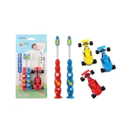 USUPSO  แปรงสีฟันเด็ก  sliding toy