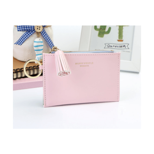 USUPSO กระเป๋า Retro series - สีชมพู