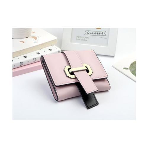 USUPSO USUPSO กระเป๋าเงินผู้หญิง  - สีชมพู