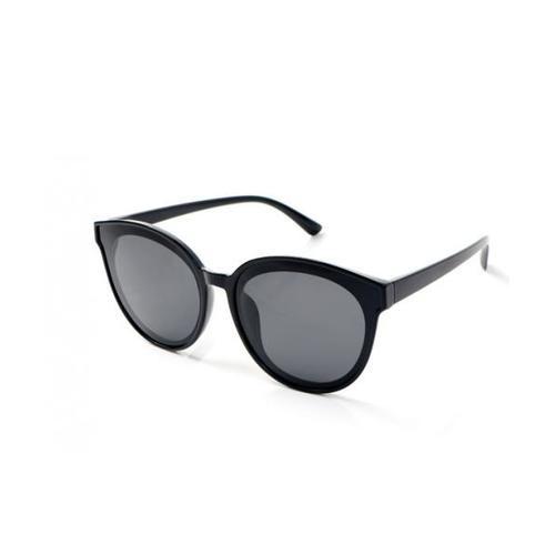 USUPSO แว่นตากันแดดโพลาไรซ์ผู้หญิง TR fashion - สีดำ