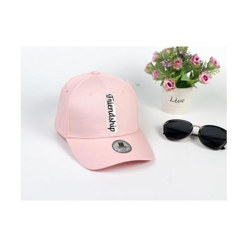 USUPSO หมวกแก๊ป  buckle sports  สีชมพู