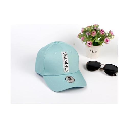 USUPSO USUPSO หมวกแก๊ป buckle sports สีฟ้า - สีฟ้า