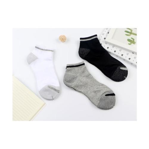 USUPSO  ถุงเท้าผู้ชาย (2คู่) - สีขาว