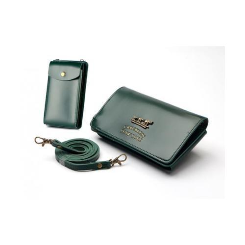 USUPSO กระเป๋าใส่โทรศัพท์ - สีดำ