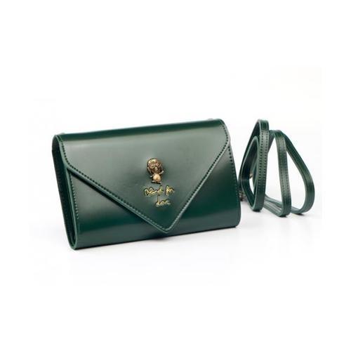 USUPSO  กระเป๋าใส่โทรศัพท์  Multi-Green สีเขียว