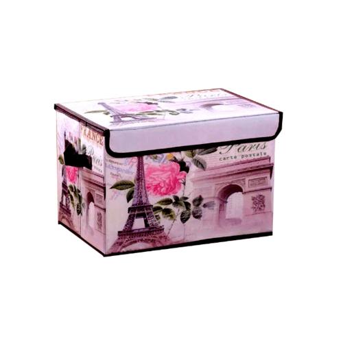 USUPSO กล่องเก็บของ - สีชมพู