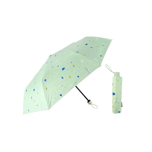 USUPSO ร่มพับ  สีเขียวอ่อน