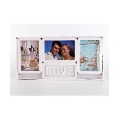 USUPSO กรอบรูป LOVE series - สีขาว