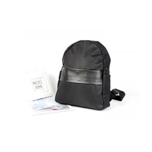 USUPSO กระเป๋าเป้สีดำ - สีดำ