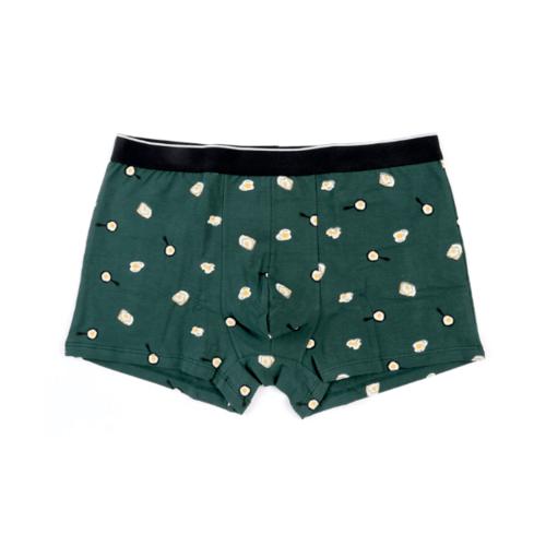 USUPSO กางเกงชั้นในชาย XL สีเขียว
