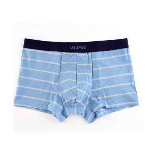 USUPSO กางเกงชั้นในชาย   ไซด์ L สีฟ้า