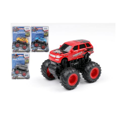 USUPSO รถของเล่น  bigfoot สีน้ำเงิน