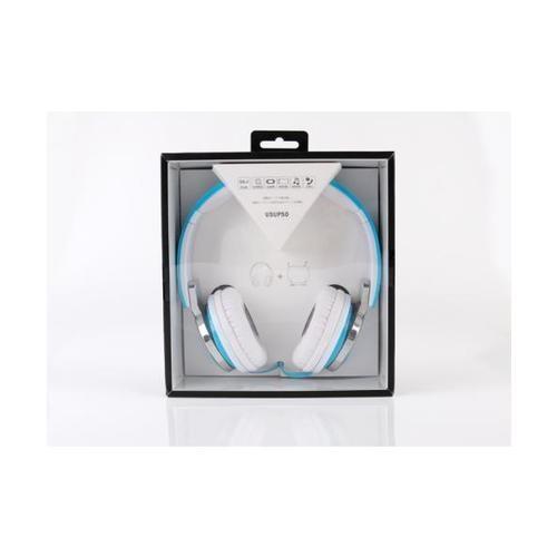 USUPSO หูฟัง  HM780  สีฟ้า