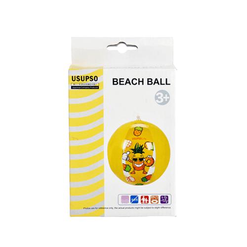 USUPSO ลูกบอลชายหาด - สีเหลือง